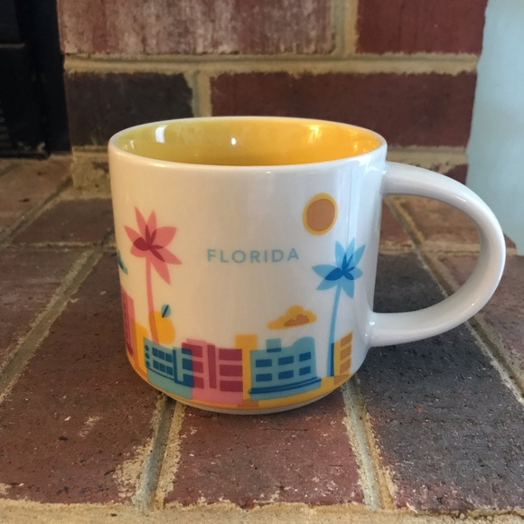 You Mug Are Here Starbucks Florida 0Nm8nw